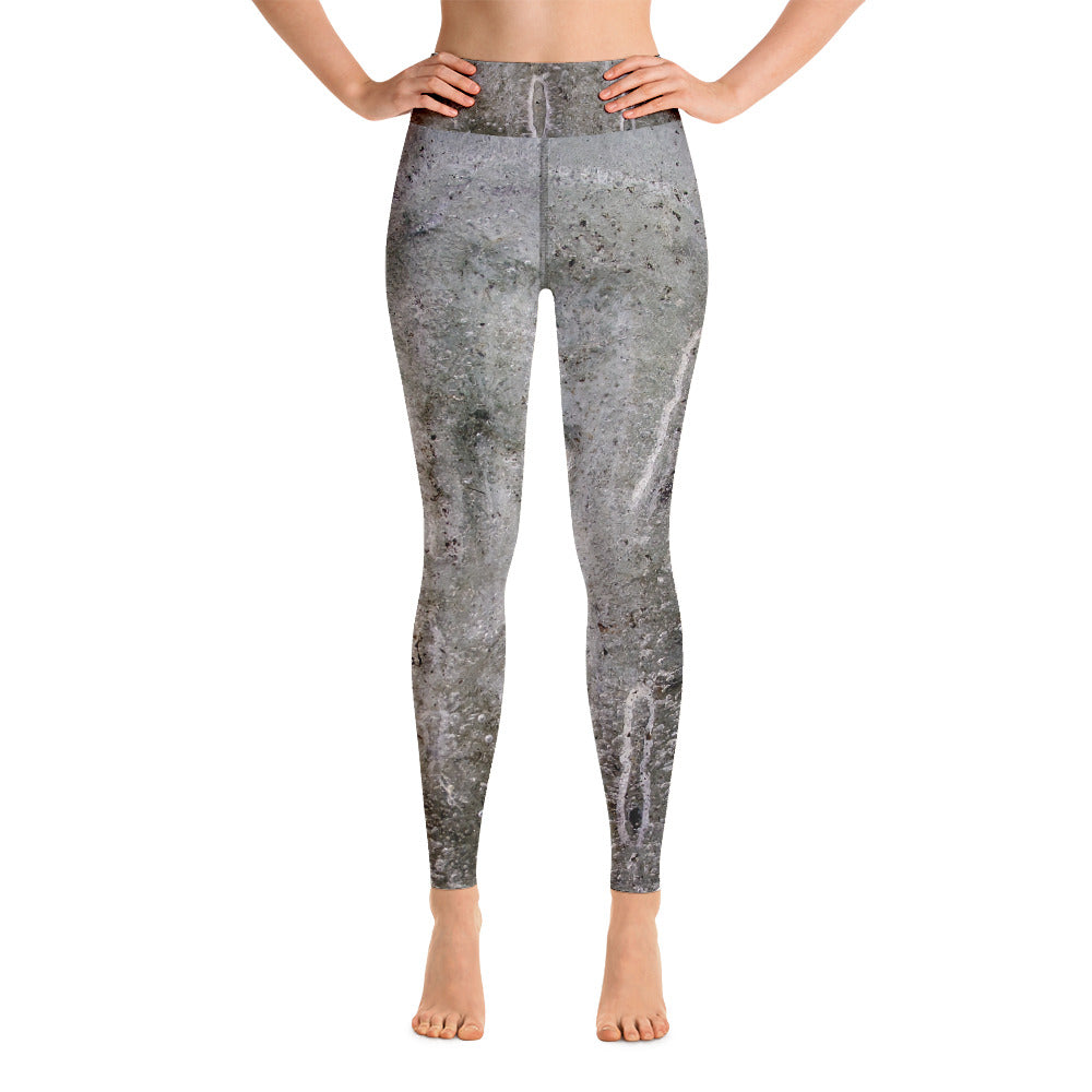 Yoga Leggings Ice Ancestor Series 38