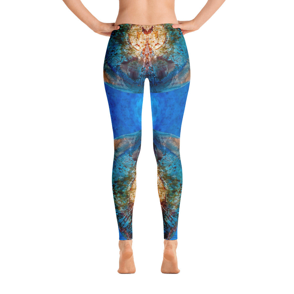 Leggings Ice Ancestor Series 107
