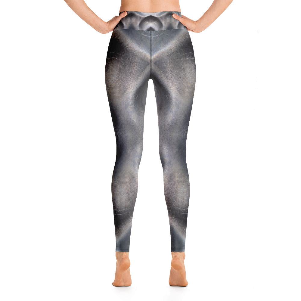 Yoga Leggings Galactic Metal Series 40