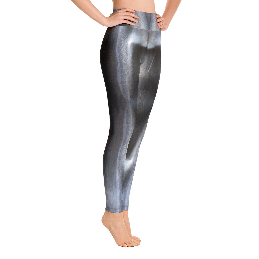 Yoga Leggings Galactic Metal Series 58
