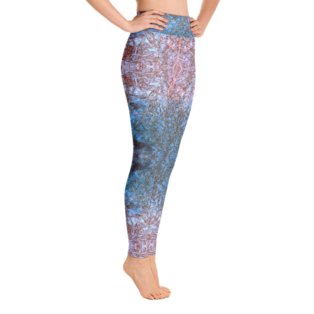 Yoga Leggings Ice Ancestor Series 6