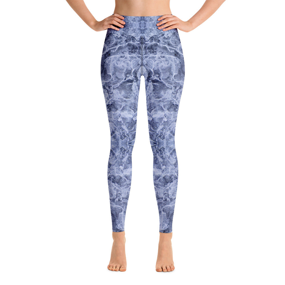 Yoga Leggings Ice Ancestor Series 47