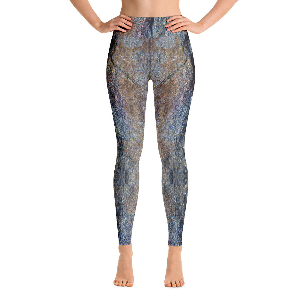 Yoga Leggings Galactic Stone Series 43