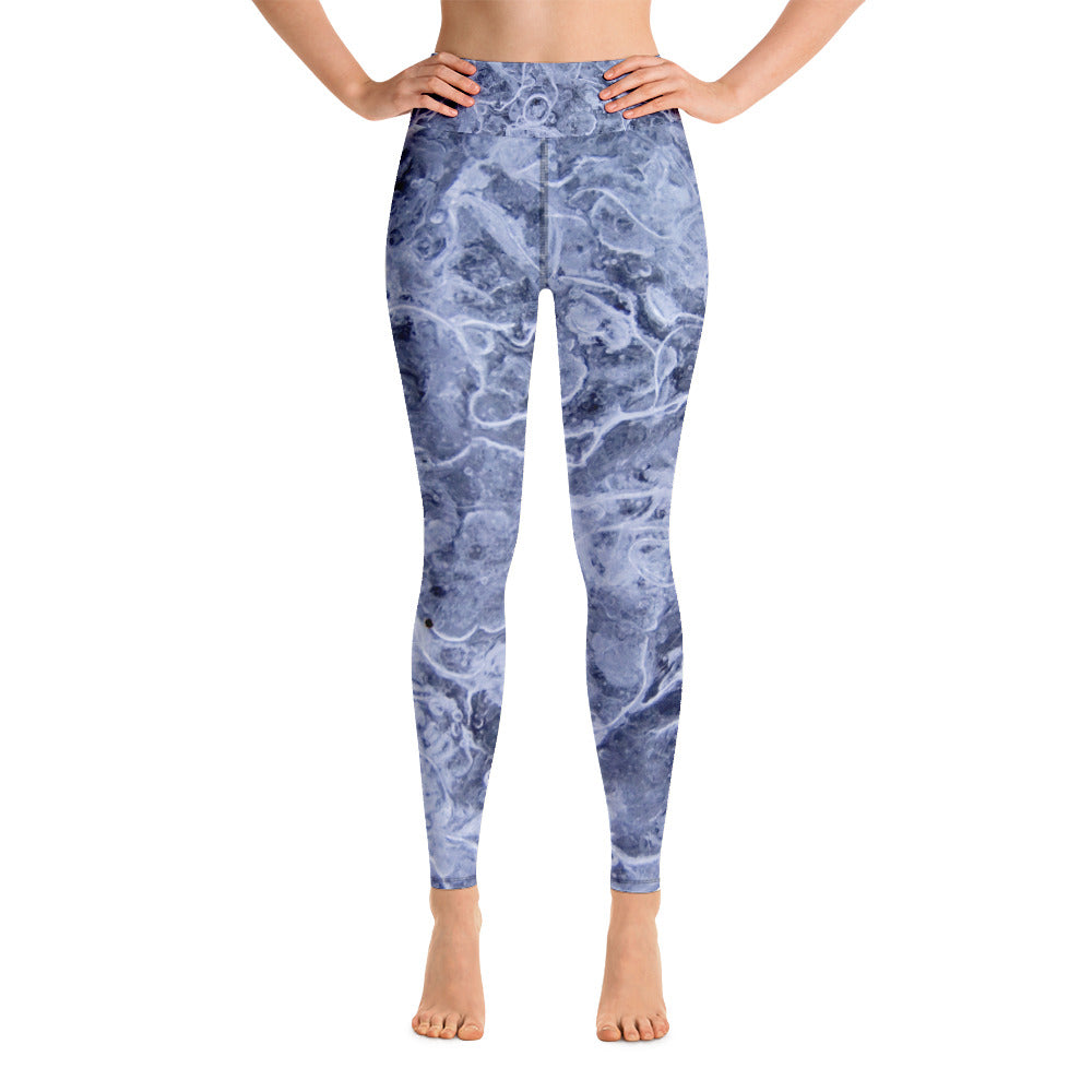 Yoga Leggings Ice Ancestor Series 46