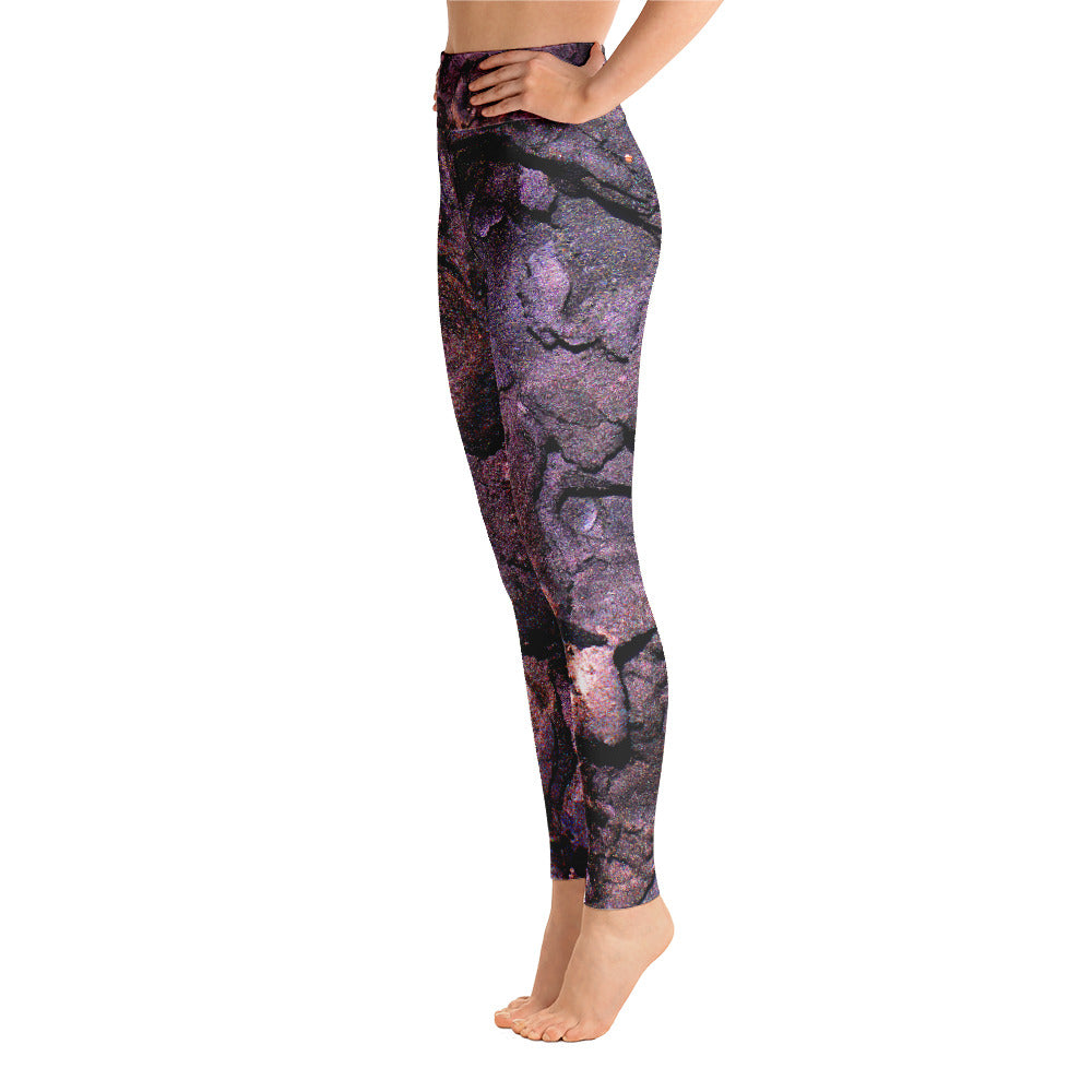 Yoga Leggings Galactic Fire Series 10