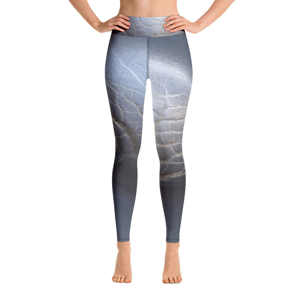 Yoga Leggings Galactic Metal Series 39