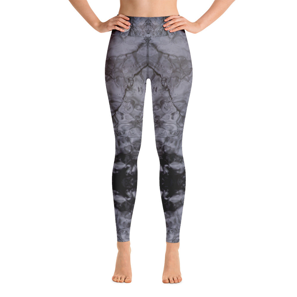 Yoga Leggings Ice Ancestor Series 19