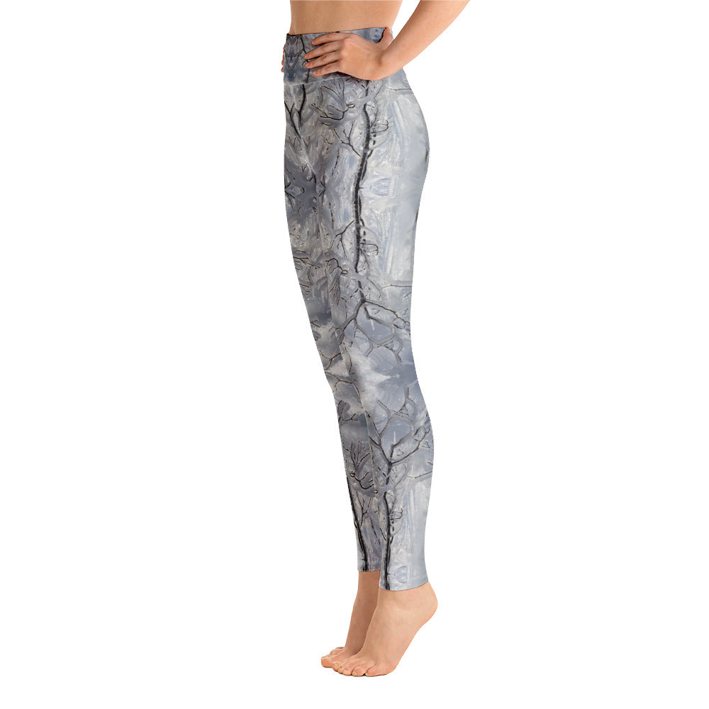 Yoga Leggings Ice Ancestor Series 13