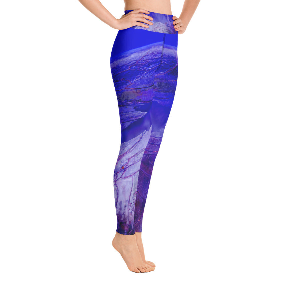 Yoga Leggings Ice Ancestor Series 25