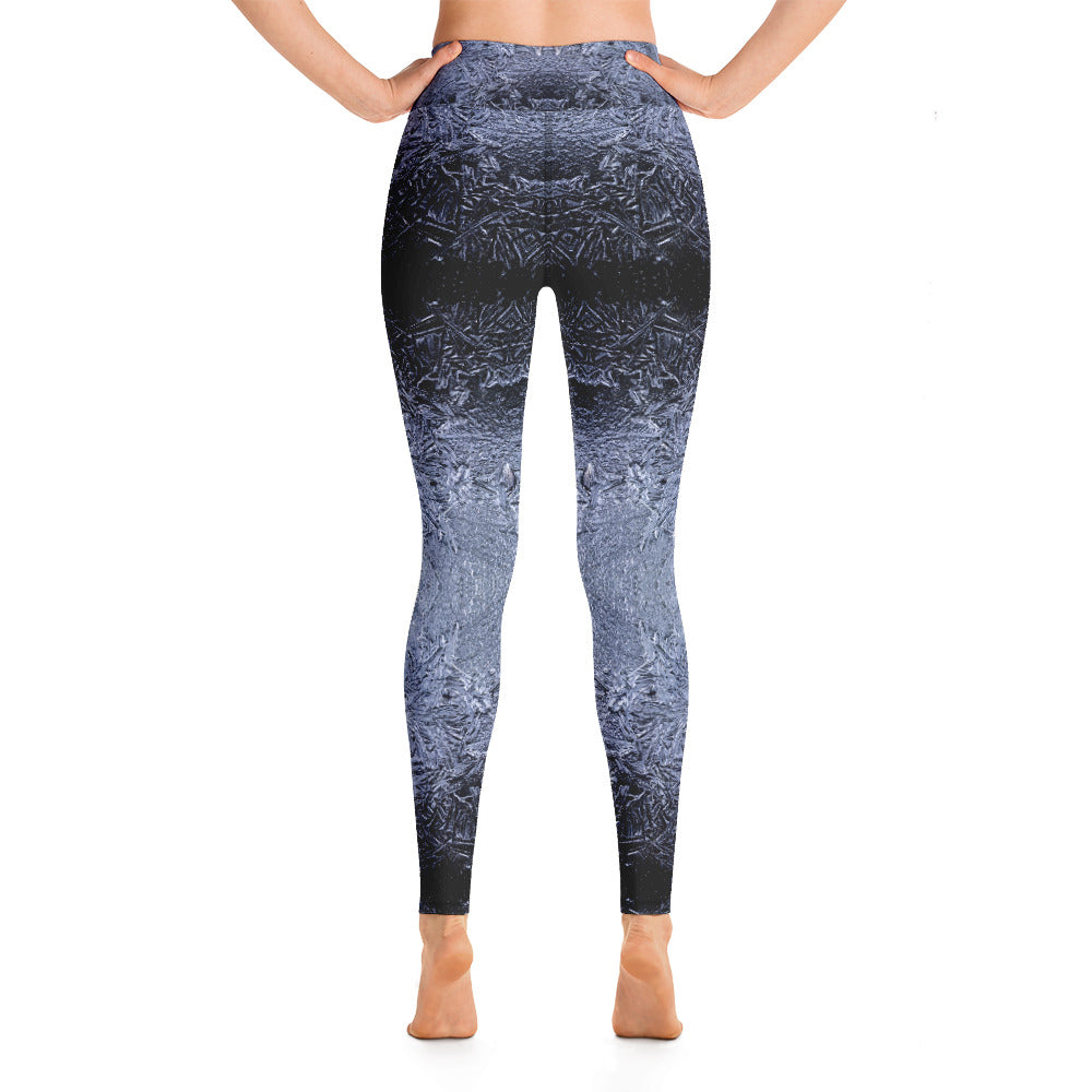 Yoga Leggings Ice Ancestor Series 15