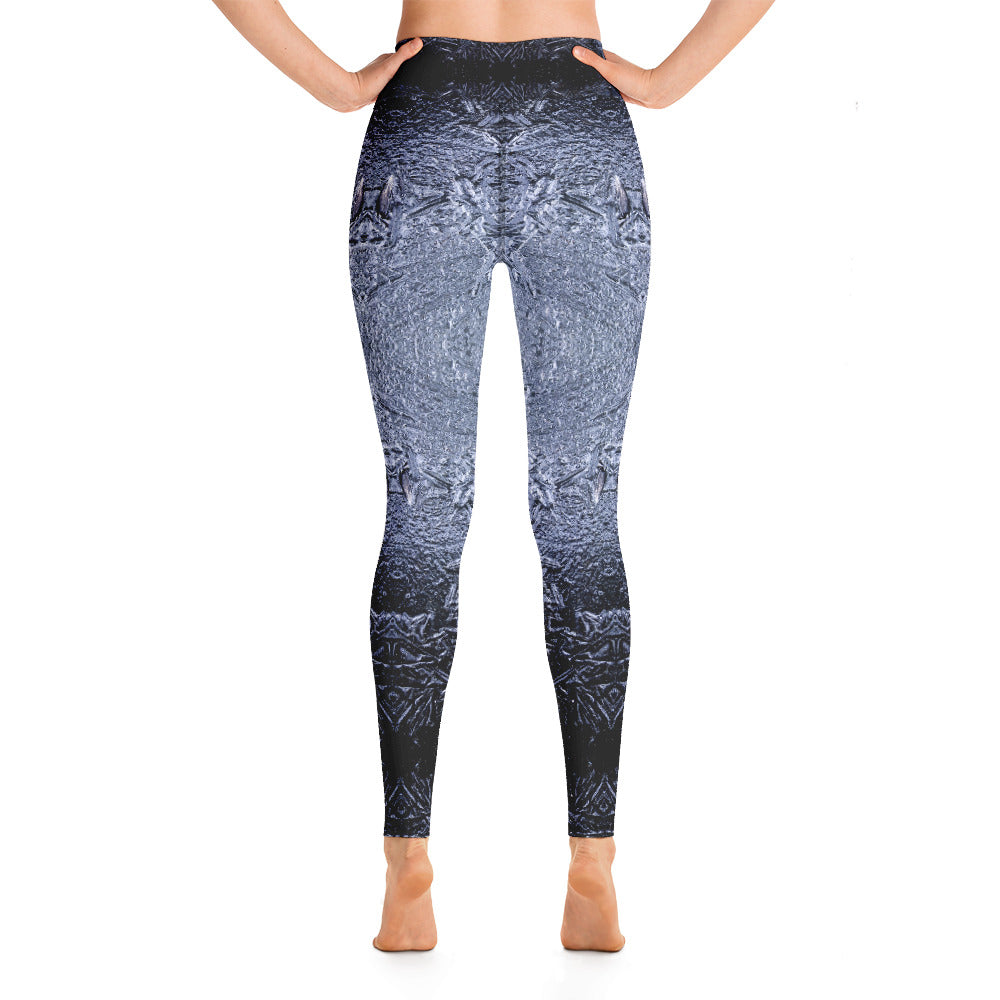 Yoga Leggings Ice Ancestor Series 50