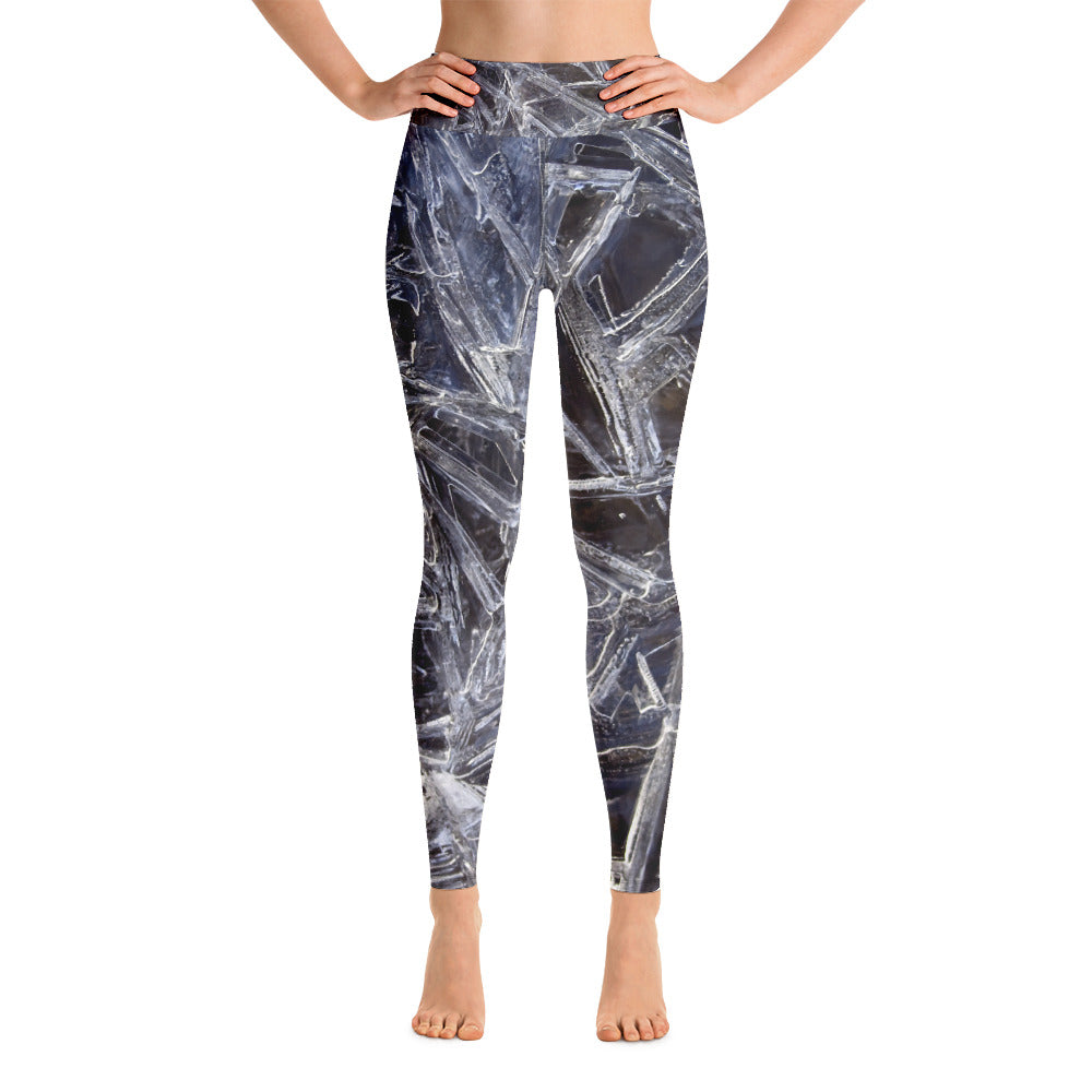 Yoga Leggings Ice Ancestor Series 32