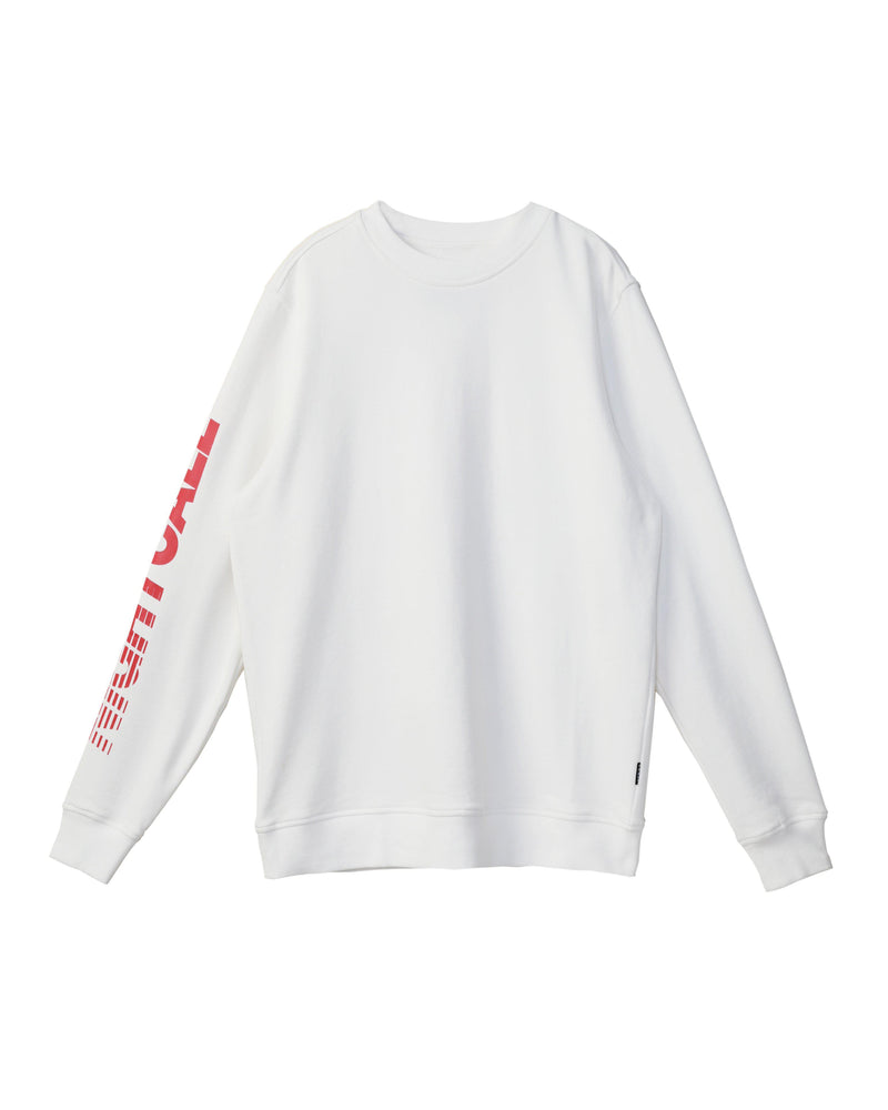 Konus Men's  Sweatshirt - White - SEO Optimizer Test