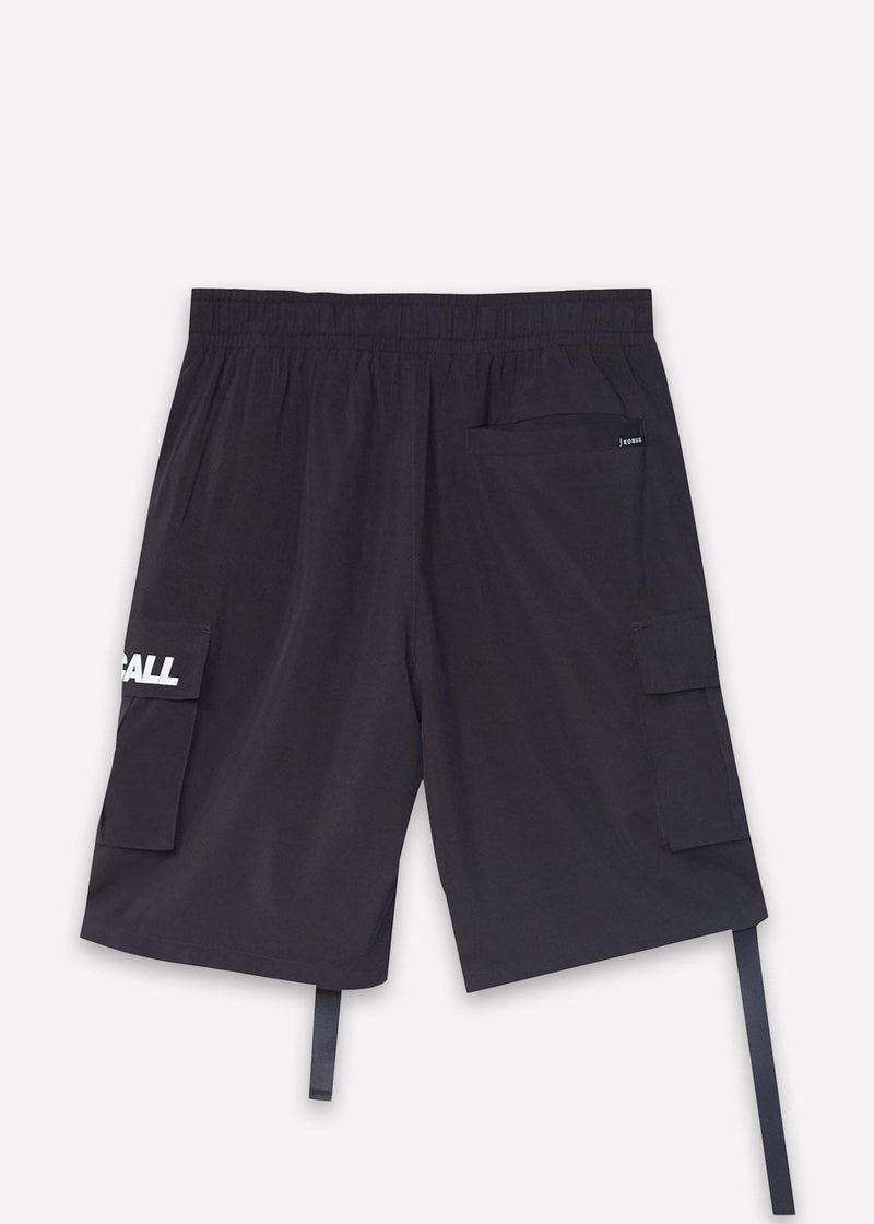 Konus Men's Black Cargo Shorts - SEO Optimizer Test