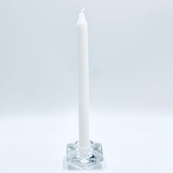 Taper table candle ⌀ 2x28 cm