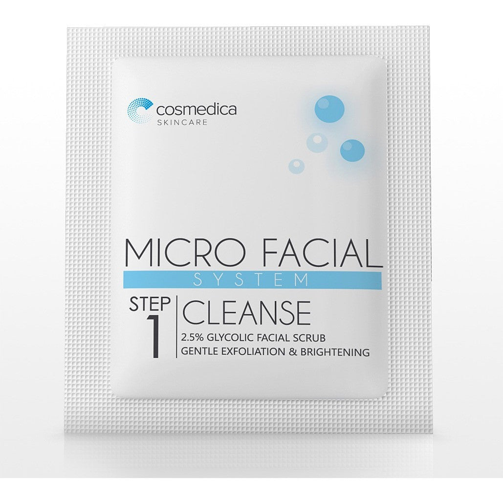 MICRO FACIAL SYSTEM 3 Step At Home Treatment For Glowing Skin - Cosmedica Skincare  - 3