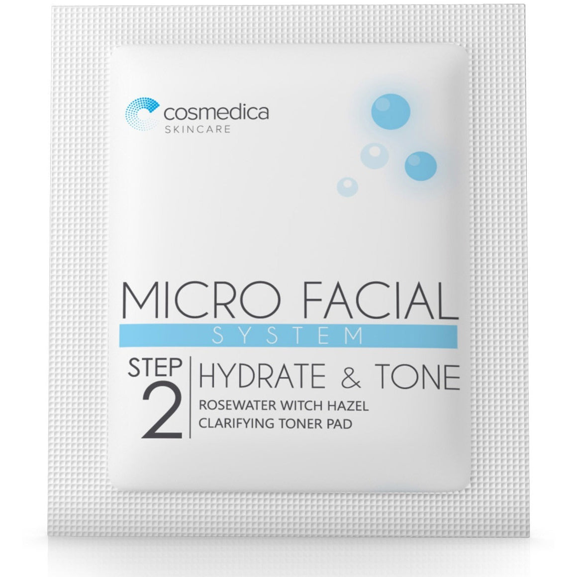 MICRO FACIAL SYSTEM 3 Step At Home Treatment For Glowing Skin - Cosmedica Skincare  - 4