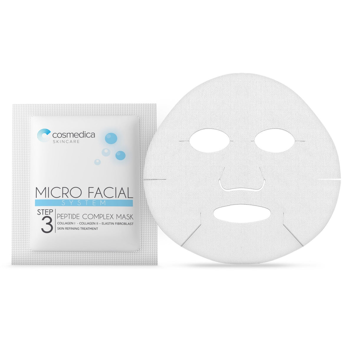 MICRO FACIAL SYSTEM 3 Step At Home Treatment For Glowing Skin - Cosmedica Skincare  - 5