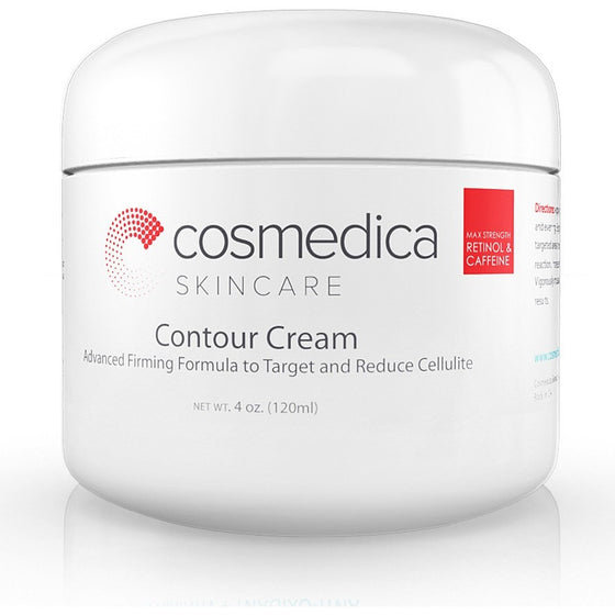 NEW! BEST CELLULITE CREAM- MAX STRENGTH RETINOL AND CAFFEINE - Cosmedica Skincare  - 1
