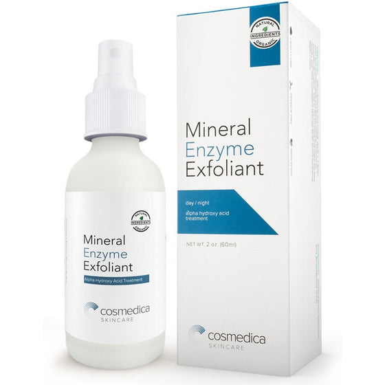 MINERAL ENZYME EXFOLIANT - Cosmedica Skincare  - 1
