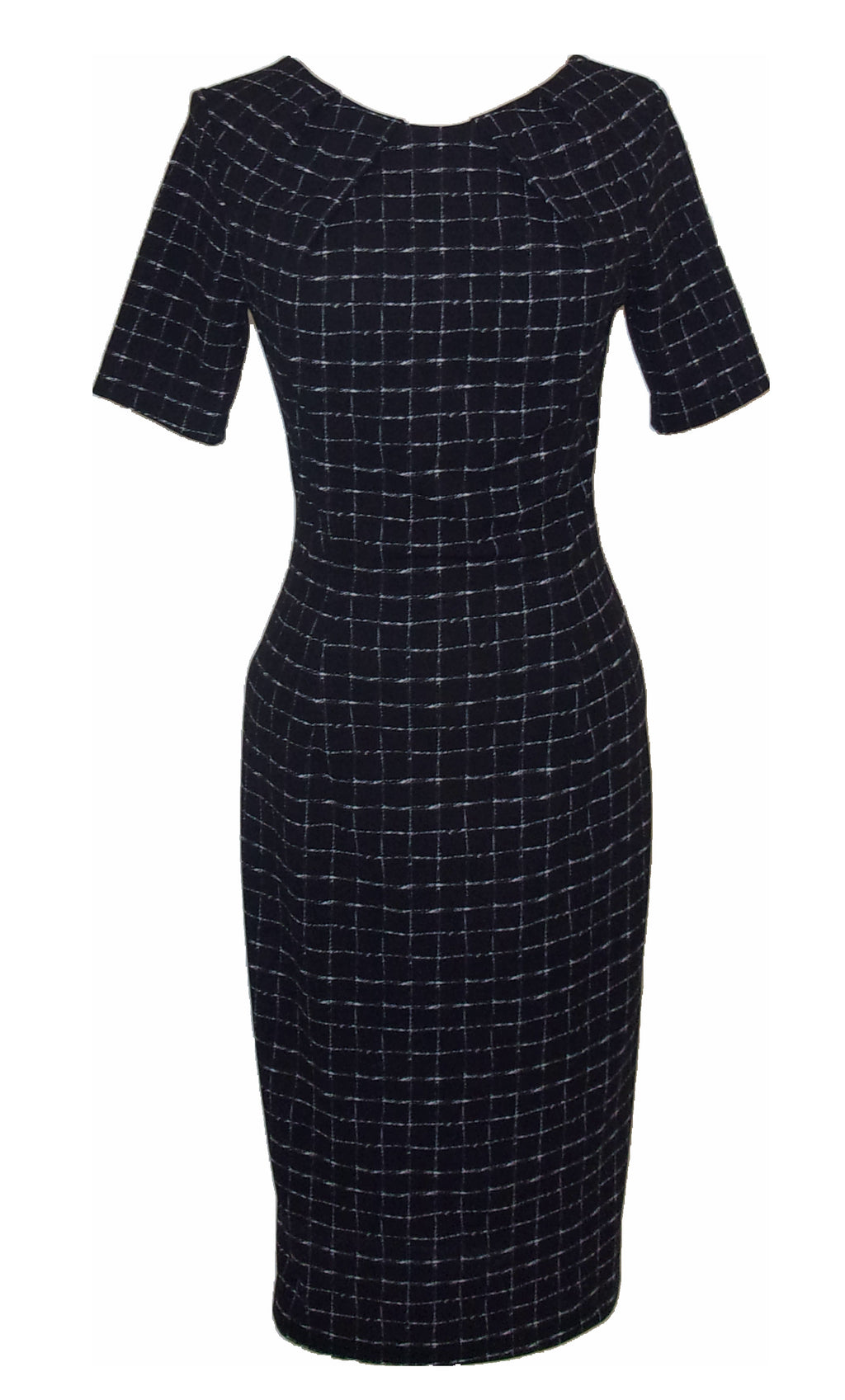 JODY Patterned Sheath Dress