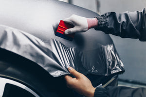 Paint is Dead – The Joys of Auto Wrapping