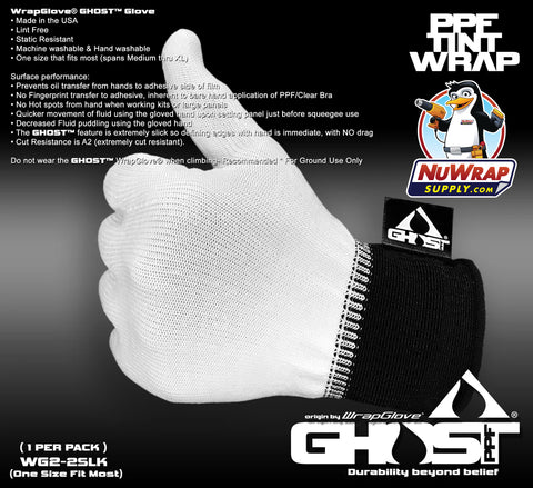 Wrap Glove® GHOST Glove