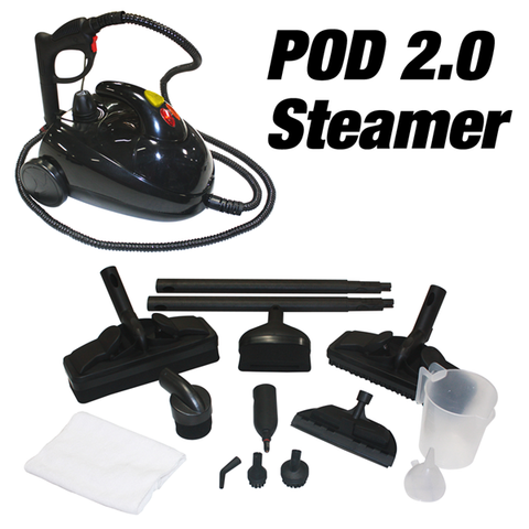 POD Pressure On Demand Steamer