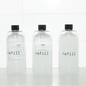Natural Mint Mouth Rinse Refill