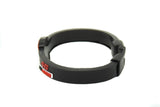 Wristband 14 mm Silicone Rubber Lock Pattern - Buy 1 Get 1