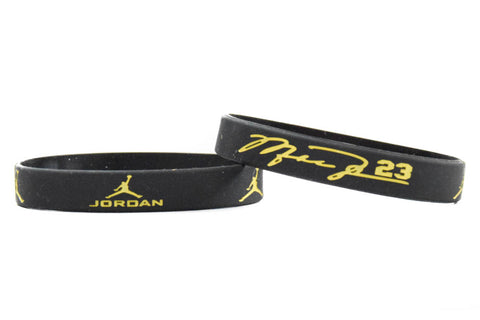 Wristband 14 mm Silicone Rubber Lock Pattern JORDON - Buy 1 Get 1