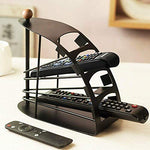 Remote Control Stand metal black