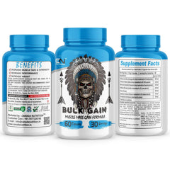 Canada Nutrition Bulk Gain Muscle Mass Gainer