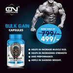 Canada Nutrition Bulk Mass Gainer & Weight Gainer - 60 Capsules