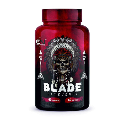 CANADA NUTRITION Blade Fat Burner, 60 Capsules