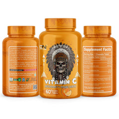 Vitamin C Health Supplement
