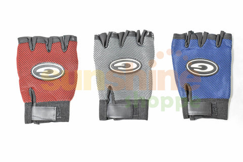 Hand Gloves for Gyming Cycling Biking G - Free Size