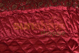 Jaipuri Gold Printing Double Satin Silk Razai