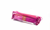 Satin premium Bangle Roll Pouch (Raani Pink, Large) 2 Pc