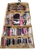 Jute Silk Wardrobe Hang Organiser (Large, 1 pc)