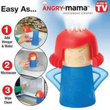 Kitchen Tool Angry Mama Microwave Cleaner Kitchen Supplies
