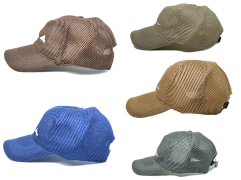 Summer Cap Summer 2020 Fashion Sports Mesh Net