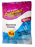 Bleaching Powder 3 in 1 Disinfection Sanitation Stain Remove Effective & Stain Free (600 gm, White)
