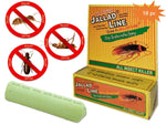 Jallad Line® Strong Pest Control Chalk for Cockroach Termites Ants (Green) (Set of 24)