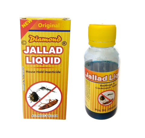 Jallad Liquid Powerful Multi Insect Killer (Concentrated) (50 ml x 1 Bottle)