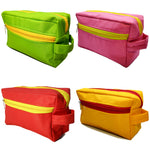 Travel Morning Toiletry Lingerie UG Multipurpose Storage Pouch - Assorted - 2 pc