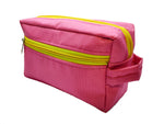 Travel Morning Toiletry Lingerie UG Multipurpose Storage Pouch - Pink - 3 pc