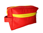 Travel Morning Toiletry Lingerie UG Multipurpose Storage Pouch - Red - 2 pc