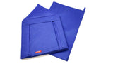 Clothes Stacker Wardrobe Organiser Sari Shirt Closet Organizer - (Blue, Set of 2)