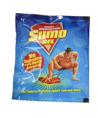 Sumo Anti Cockroach Gel - Pest Control 20 gms , Set of 2